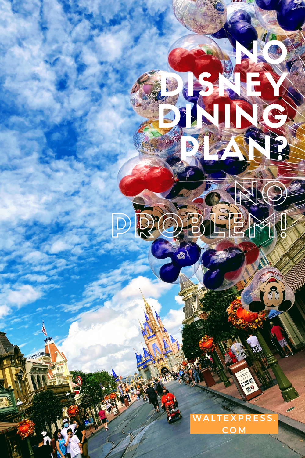6 Tips: How To Do Disney World Without The Dining Plan