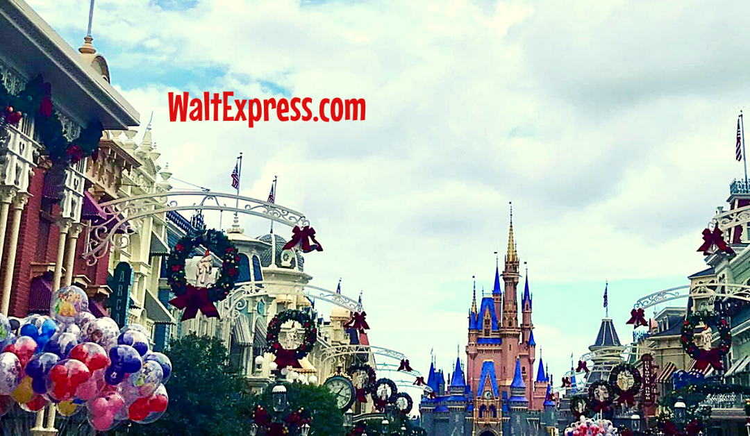 The Holidays Are Back At Disney World And Here's All We Know!