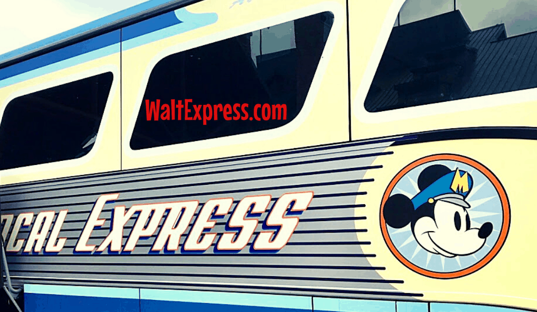 Disney World's Magical Express Will No Longer Be Available in 2022