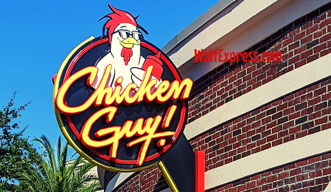 Why We Love Disney Springs' Chicken Guy (And So Will You)