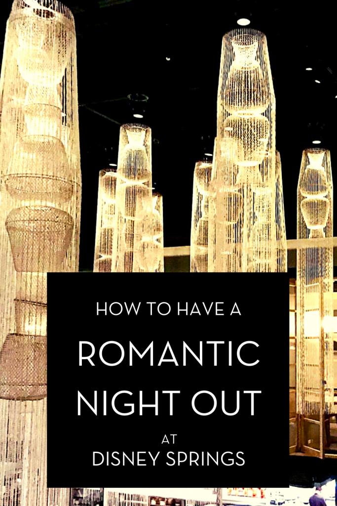 #waltexpress #disneyworld #disneydining romantic night out