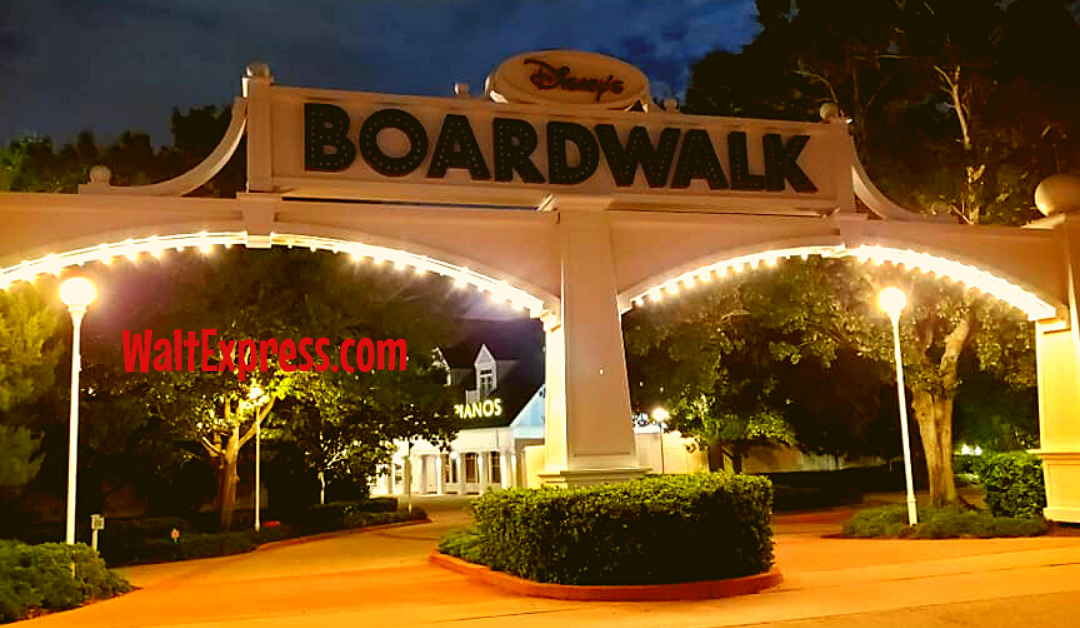 Things You Did NOT Know About Disney World's Boardwalk Inn
