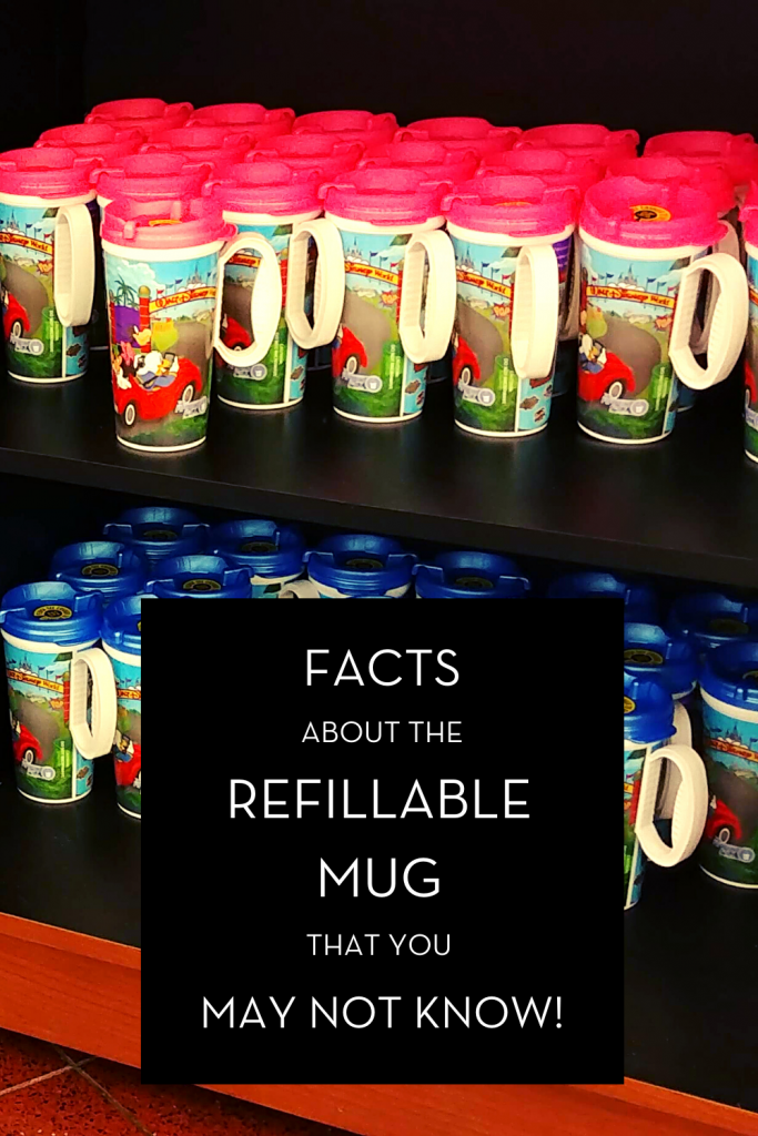 #waltexpress #disneyworld #disneyworldplanning #disneyrefillablemugs facts about the refillable