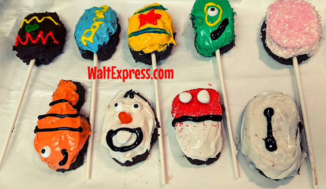 How To Make Easter Egg Cake Pops With A Disney Spin