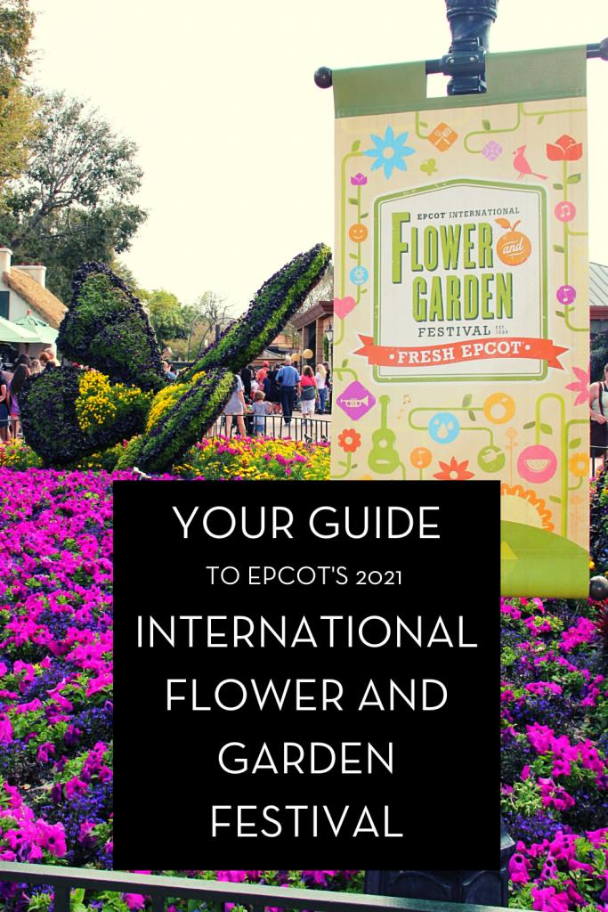#waltexpress #disneyworld #epcotflowerandgarden #2020flowergardenfestival Epcot's International Flower And