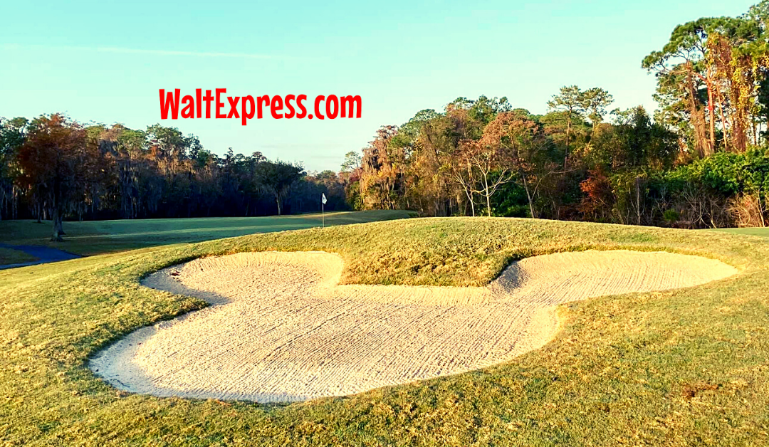 Did You Know: You Can Golf at Walt Disney World Resort