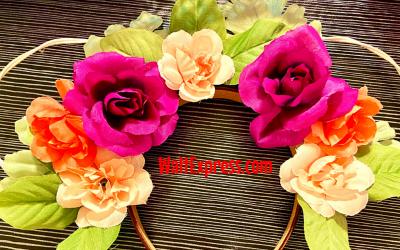 Let's Get Crafty With DIY Disney Floral Ears!