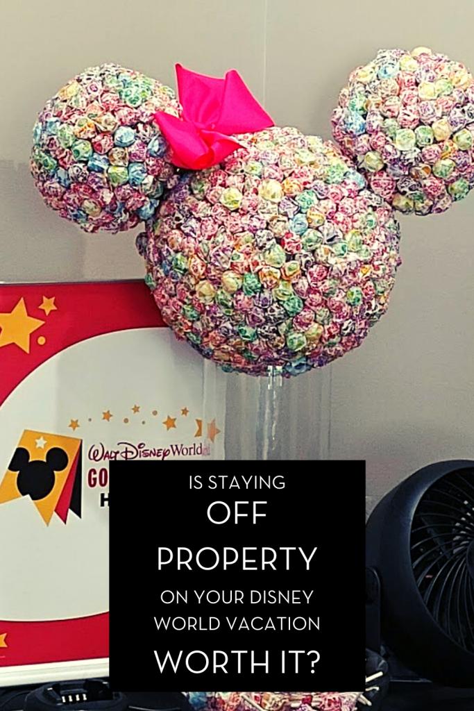 #waltexpress #disneyworld #disneywheretostay staying off property during